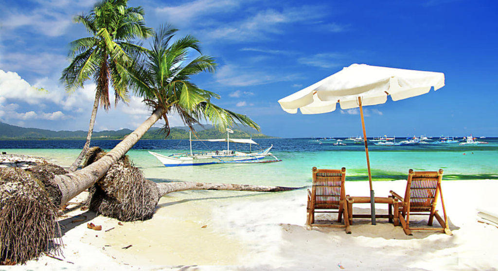 Mayan Riviera, famous for its glorious beaches