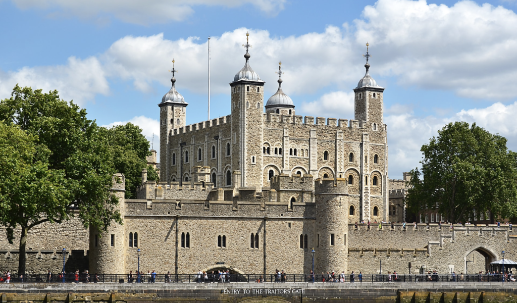 The Tower of London offers a day of family fun