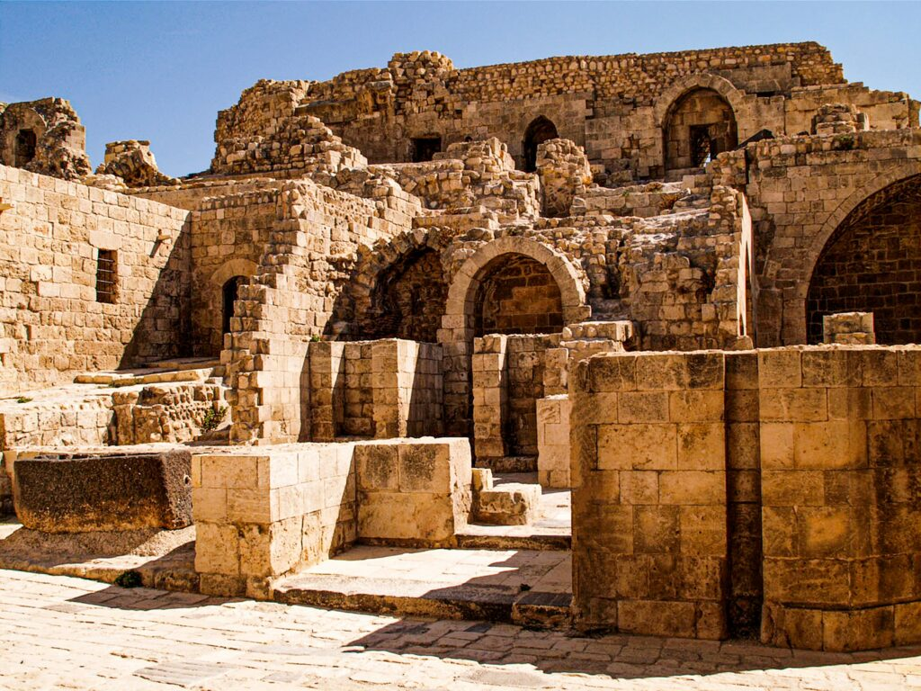 Citadel of Aleppo, Syria