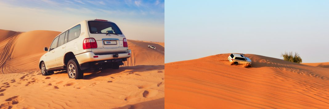 Best Weather Conditions for a Desert Safari Duabi
